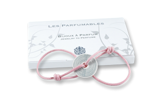 Bracelet to perfume - sliding knots and gift box