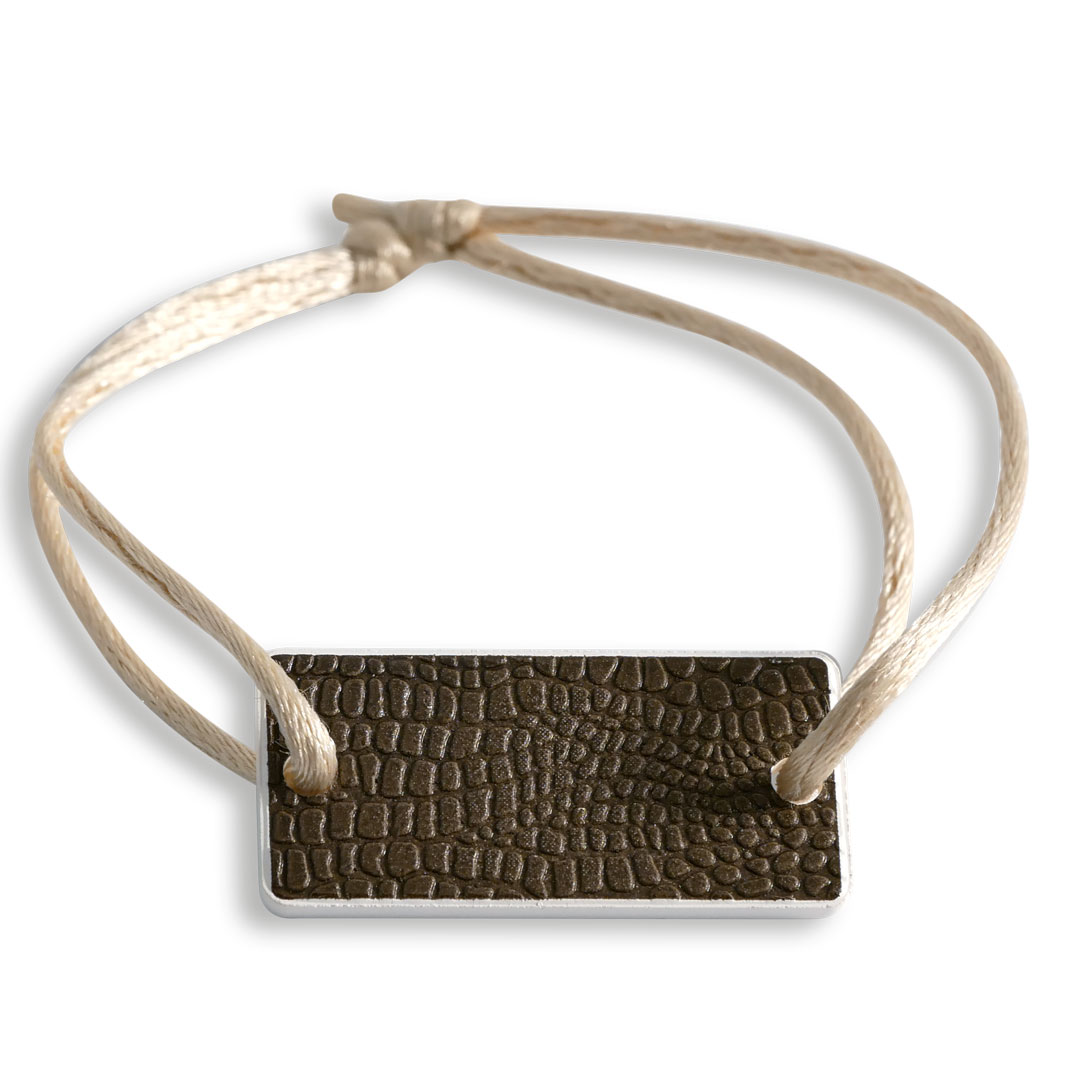 Bracelet Brown leather
